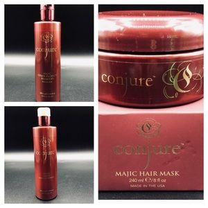 3-Pack Bundle Conjure Majic Hair Luxe Products NEW